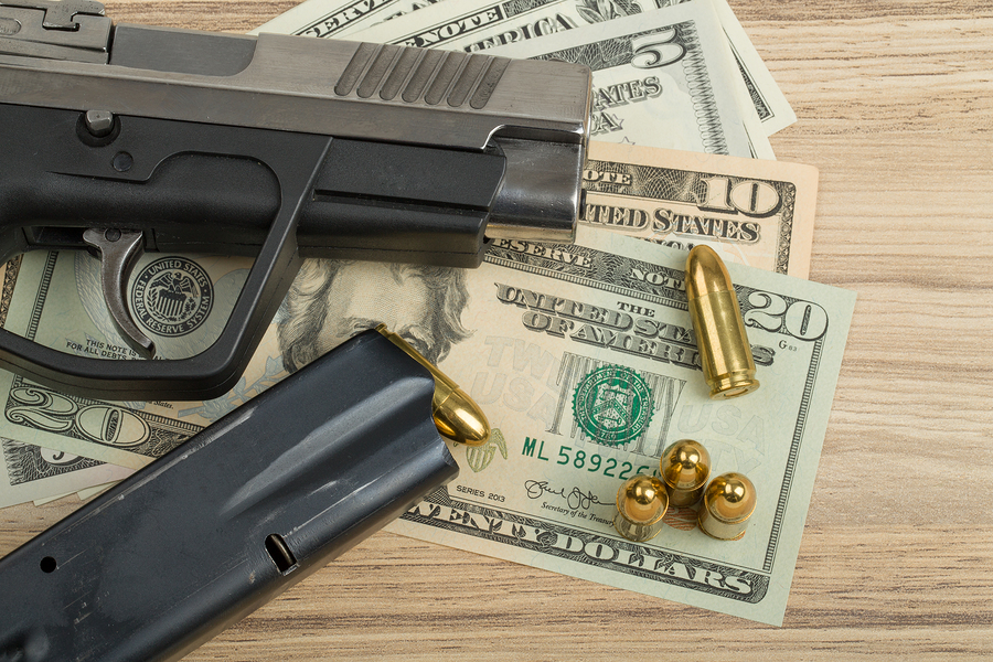 Houston Attorney for Robbery Cases